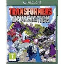 Xbox ONE Transformers Devastation Brand NEW