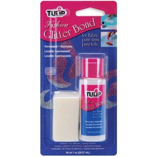 Tulip Fashion Glitter Bond 1oz-