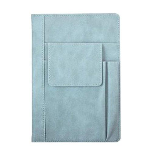 Office Personal Organizer Planner Schedule Notebook Portable Planner [Blue]