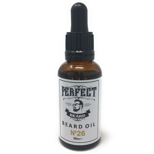 Perfect Beard Cologne Scented Beard Oil - No. 26 | Armani Code Inspired Beard Oil
