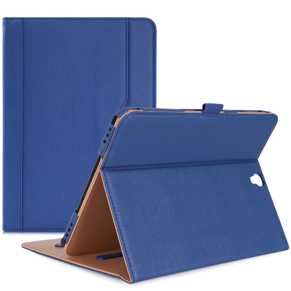 the latest 59ce7 7a8d7 ProCase Samsung Galaxy Tab S3 9.7 Case, Stand Folio Folding Case Cover for  Galaxy Tab S3 Tablet (9.7 Inch, SM-T820 T825), Auto Sleep Wake, with Pen...