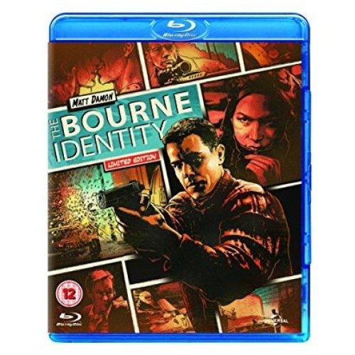 Reel Heroes Bourne Identity [Blu-ray] [2013] New Sealed UK Release - Matt Damon