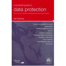 A Practical Guide to Data Protection