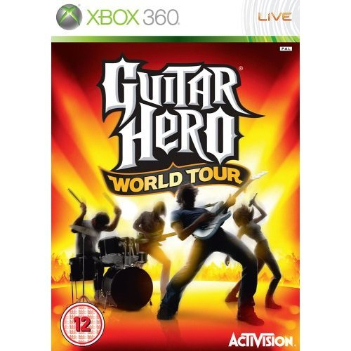 Guitar Hero World Tour - Game Only (Xbox 360)