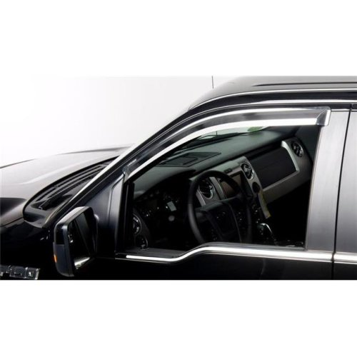 Putco 97561 2015-C F150 Super Crew Window Trim Accents