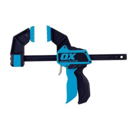"""Ox P201224 Pro Heavy Duty Bar Clamp and Spreader 24"""" 600mm"""