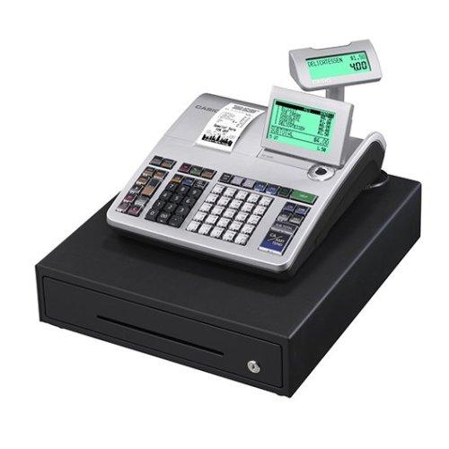 Casio SE-S400 3000PLUs LCD cash register