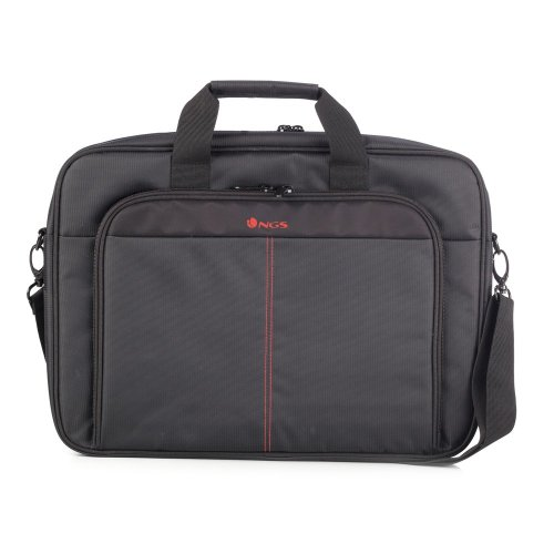 """NGS Citizen 15.6"""" Notebook briefcase Black,Red"""
