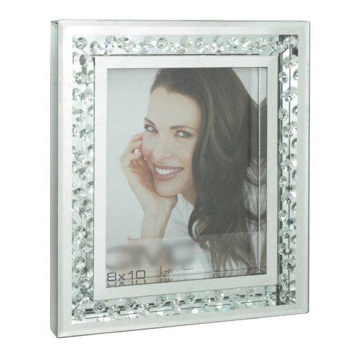 Diamonds of Mayfair 8in x 10in Mirror Photo Frame