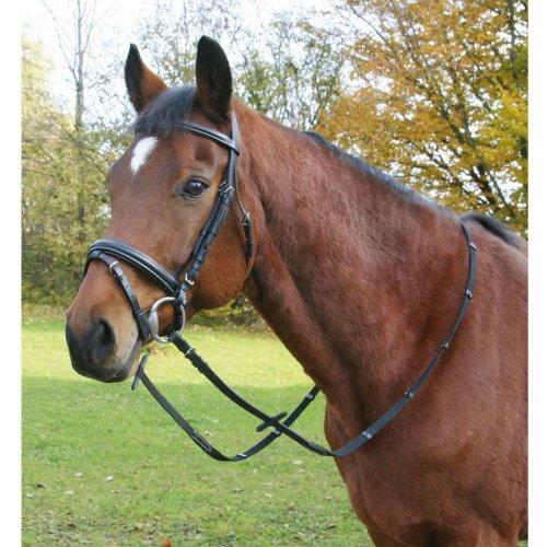 Kerbl Snaffle Bridle Leather Pony English Model 321721