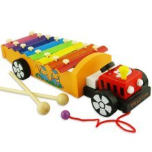 Hammer Percussion Hand Knock Children Music Toy Piano--Trailer