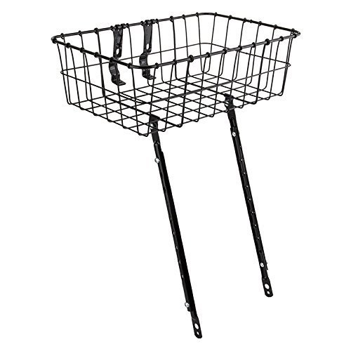 Wald 1372 Front Basket Gloss Black Md