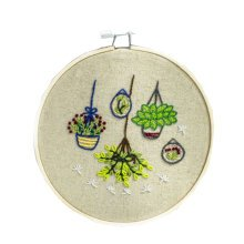 DIY Embroidery Kits for Starters Meaningful Holiday Gifts Nice Home Ornaments