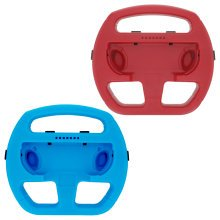 ZedLabz Nintendo Switch Joy-Con Steering Wheel Twin Pack