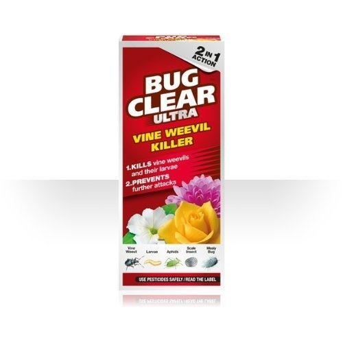 Bug Clear Ultra Vine Weevil Killer 480ml