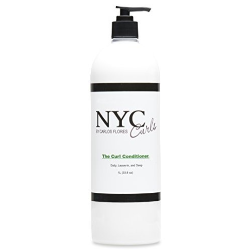 NYC Curls The Curl Conditioner. (Liter  33.8 oz)