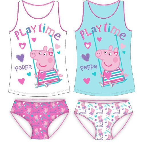 Peppa Pig Pants and Vest Set