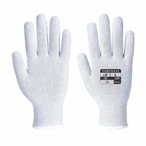 sUw - Antistatic ESD Shell Liner Glove (1 Pair Pack)