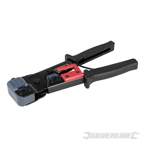 Silverline 205mm Telecoms Crimping Tool