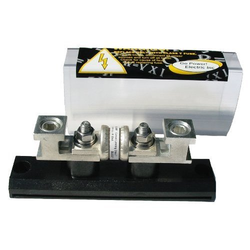 Go Power FBL 200 Class T 200 Amp Fuse with Block