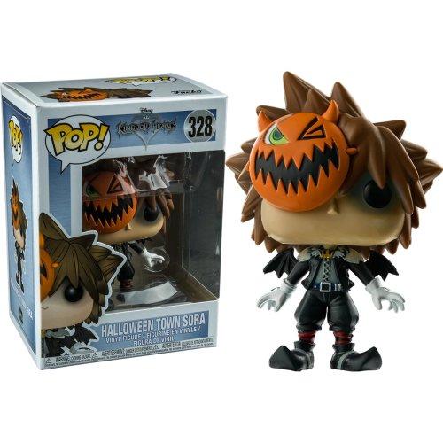 Kingdom Hearts - Halloween Town Sora Pop! Vinyl Figure