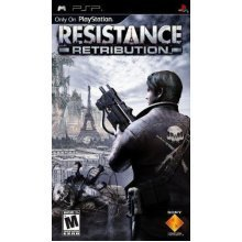 Resistance Retribution Sony PSP Game