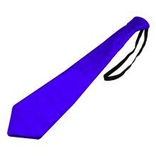 Tie Metallic Blue