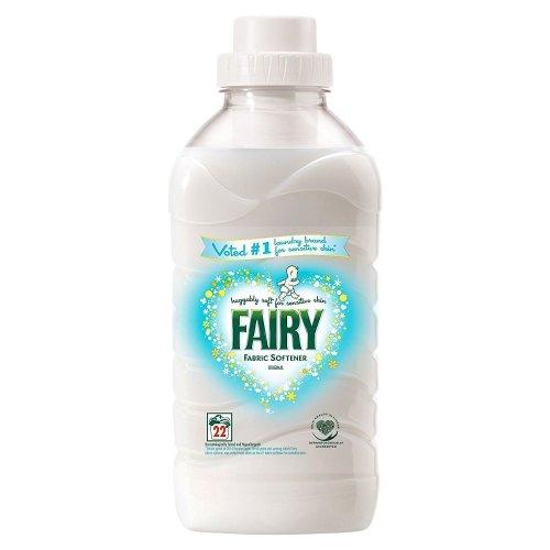 Fairy Non-Bio Fabric Conditioner Clothes Softener Laundry Detergent - 22 Washes