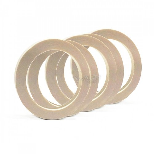 Home Brew Online Spare Washers - 2 Inch Barrel Cap Washers (5 Pack)