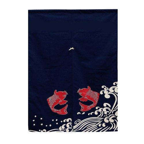 Japanese Style Door Curtains Sushi Bar Restaurant Decor Noren Curtain Half Screen, #10