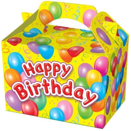 10 Happy Birthday Boxes