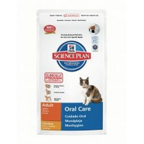 Hills Science Plan Feline Adult Oral Care With Chicken