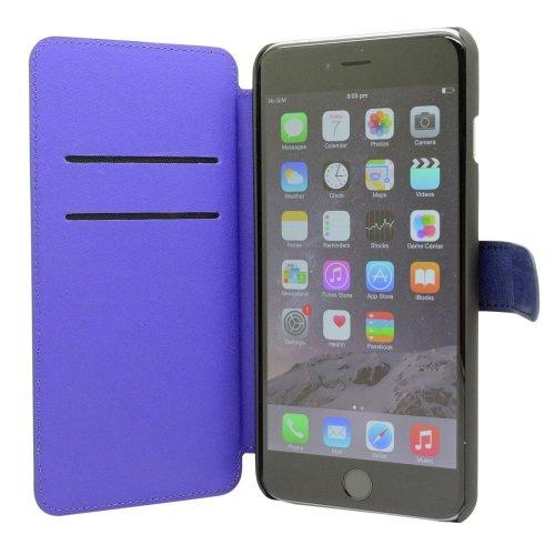 Clik iPhone 6 / 6S Folio Case - Navy Blue