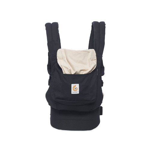 Ergobaby Original Carrier - Black and Camel