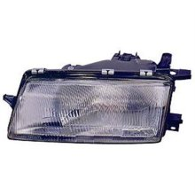 Vauxhall Cavalier 4 Door Saloon 1993-1995 Headlamp Electric Type Passenger Side L
