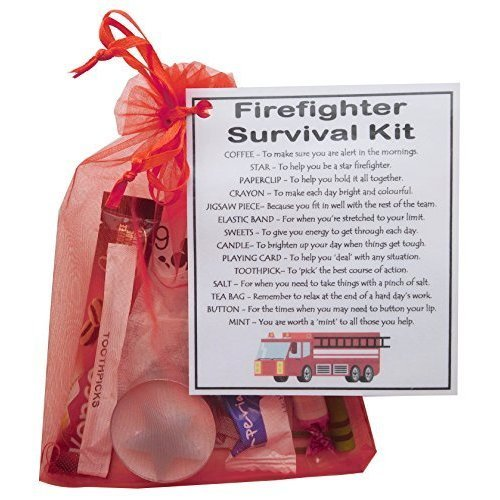 Firefighter Survival Kit | Firefighter Gift