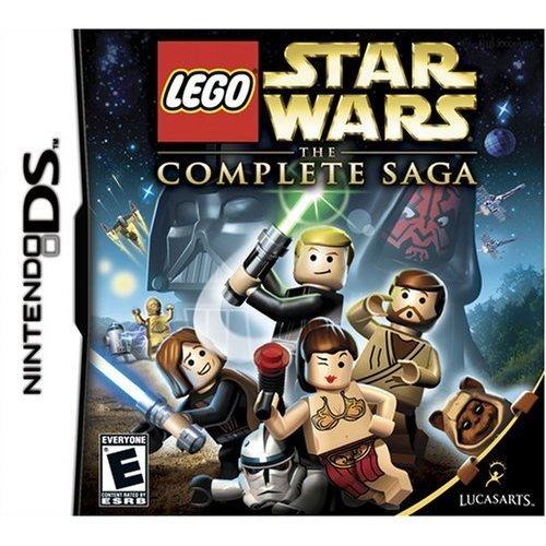 Nintendo Ds - LEGO Star Wars: The Complete Saga