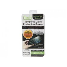 Tempered Screen Protector For Galaxy S3 - Smudge Fingerprint Prevention Mobile - Tempered Screen Protector For Galaxy S3 Smudge Fingerprint