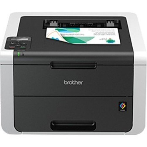 Brother Hl-3150cdw Colour 2400 X 600dpi A4 Wi-fi Black,ivory