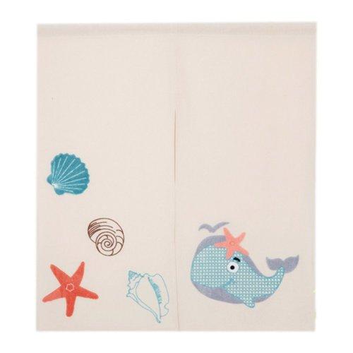 Japanese Home Decorative Noren Doorway Curtain Tapestry for Bedroom,u
