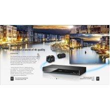 Panasonic DMR-BWT850 3D Blu Ray Player Multi Region Free DVD Playback