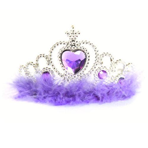 Novelty Tiaras Dress-Up Tiaras Tiara Crown Princess Great Party Tiaras ( C )
