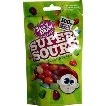 Jelly Bean Super Sours 113g