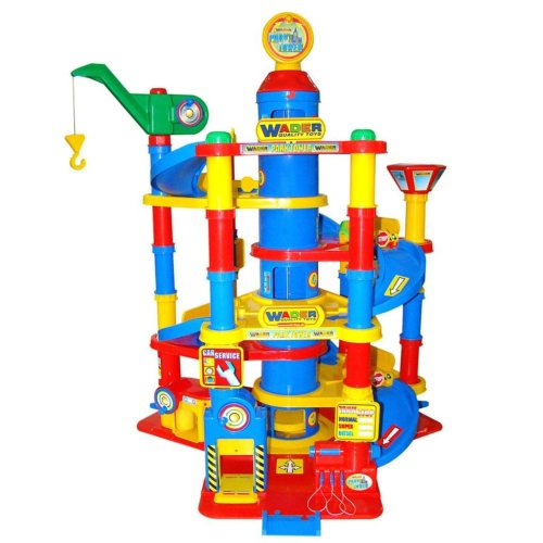 Polesie Wader Park Tower with 7 Floors 77x71x95 cm 1450523