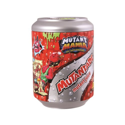 Mutant Mania Mix & Match Wrestlers Collectors Storage Can