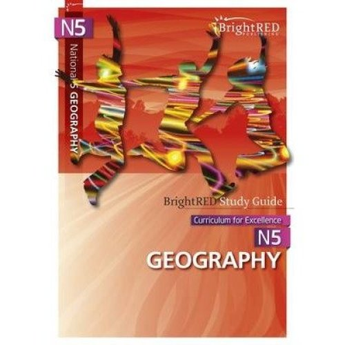 Brightred Study Guide: National 5 Geography