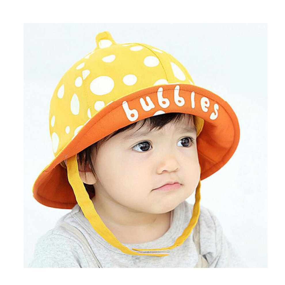 d04c4a5f906ad ... Colorful Baby Sun Protection Hat Infant Floppy Cap Cotton Sun Hat 1-3 Years  Old.