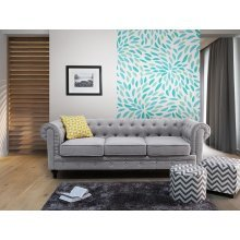 Sofa Chesterfield - Couch - 3 Seater Sofa -   - CHESTERFIELD