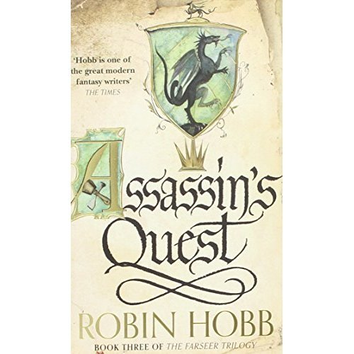 Assassin's Quest (The Farseer Trilogy - Book 3): 3/3