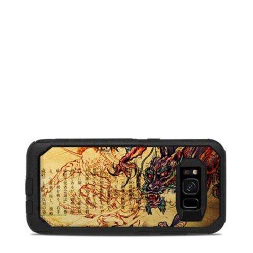 DecalGirl OCS8-DRGNLGND Otterbox Commuter Galaxy S8 Case Skin - Dragon Legend